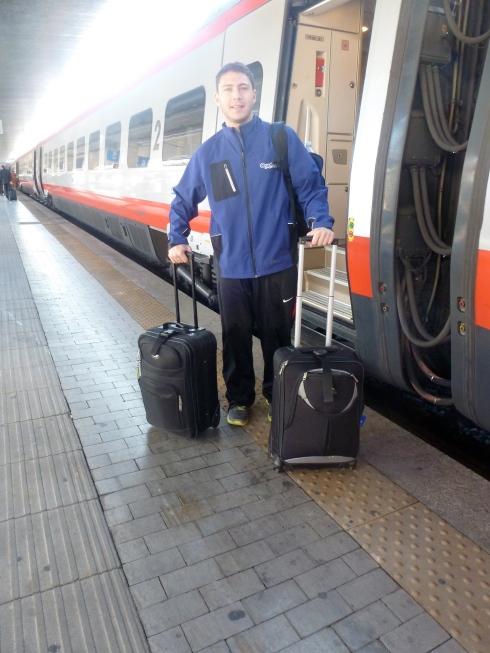 Italy luggage